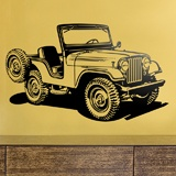 Wall Stickers: Jeep World War II 3