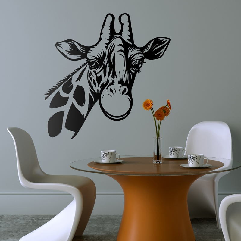 Wall Stickers: Giraffe