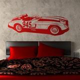 Wall Stickers: Ferrari 250 testa rossa - 1957 2
