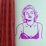 Wall Stickers: Marilyn Monroe 2