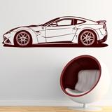 Wall Stickers: Ferrari 599 GTB Fiorano 3
