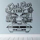 Wall Stickers: Out Run 3