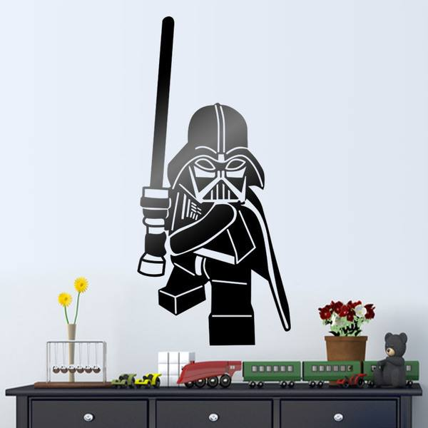 Stickers for Kids: Figure Lego Darth Vader