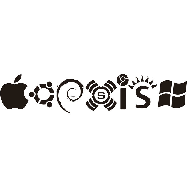 Wall Stickers: Coexist Operating Systems