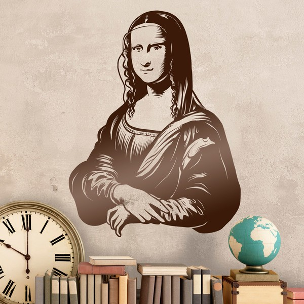 Wall Stickers: Gioconda