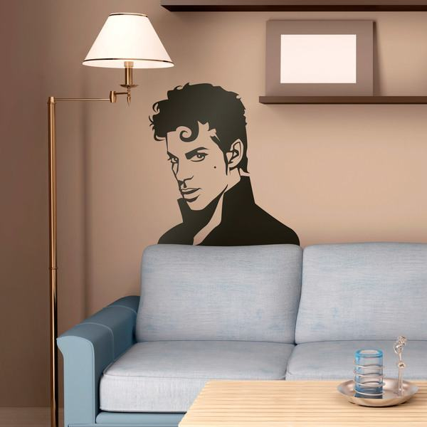 Wall Stickers: Prince