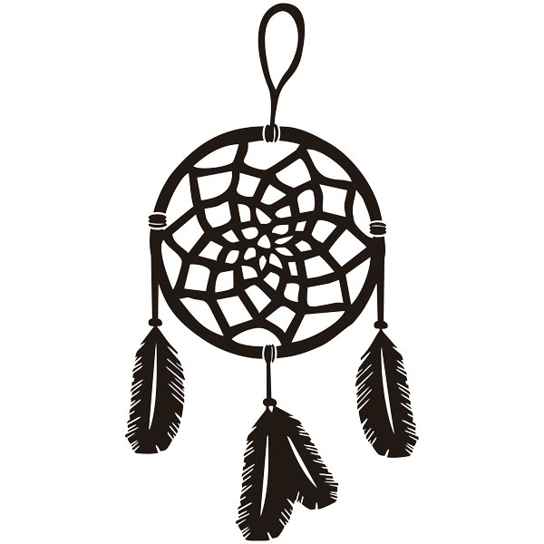 Wall Stickers: Dreamcatcher
