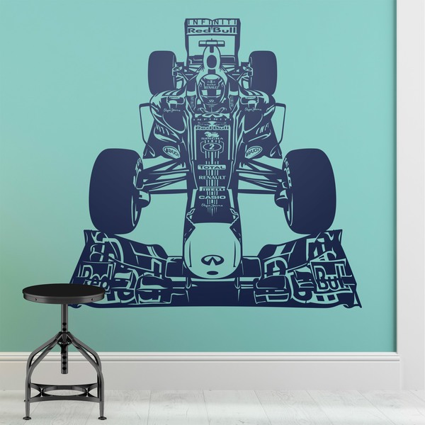 Wall Stickers: F1 Renault