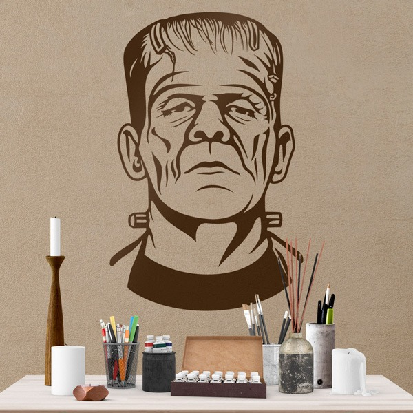 Wall Stickers: Frankenstein