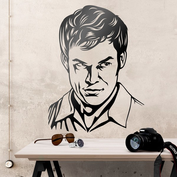 Wall Stickers: Dexter Morgan