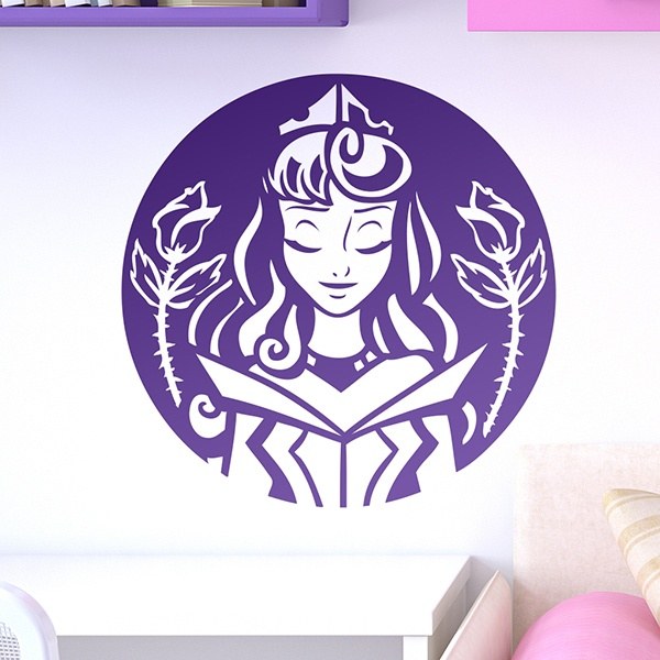 Stickers for Kids: Princess Sleeping Beauty