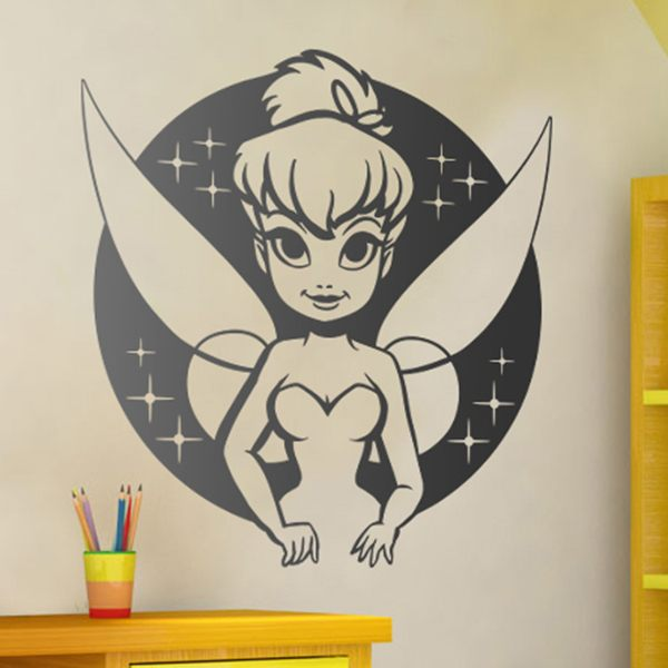Stickers for Kids: Tinker Bell