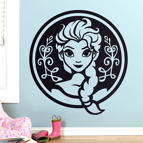 Stickers for Kids: Frozen, Princess Elsa