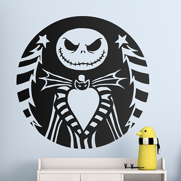 Stickers for Kids: The Nightmare Before Christmas, Jack Skellington