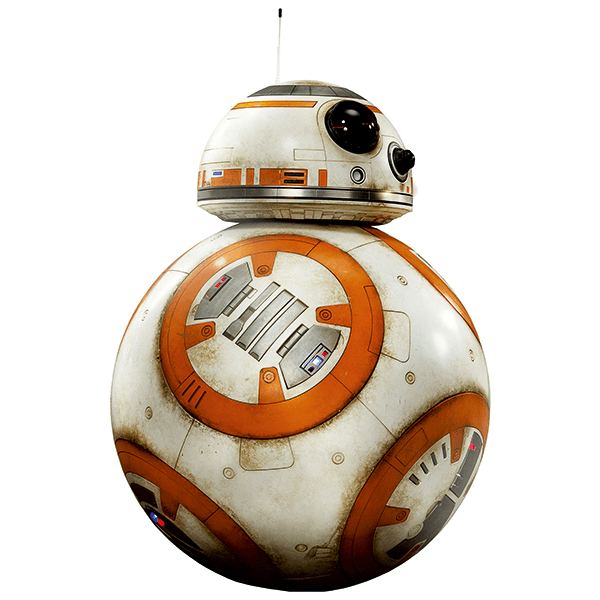 Wall Stickers: BB8