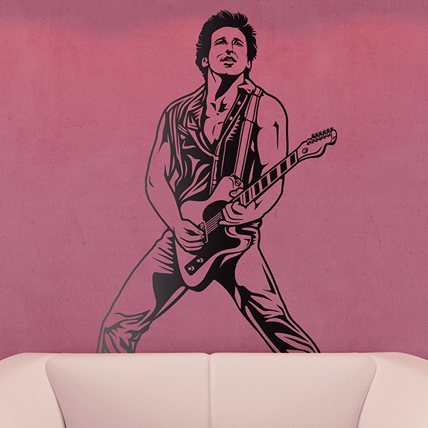 Wall Stickers: Bruce Springsteen 0