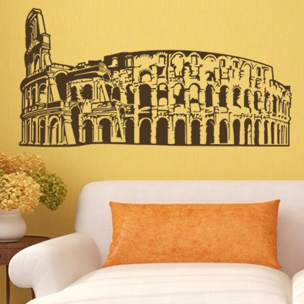Wall Stickers: colosseo roma