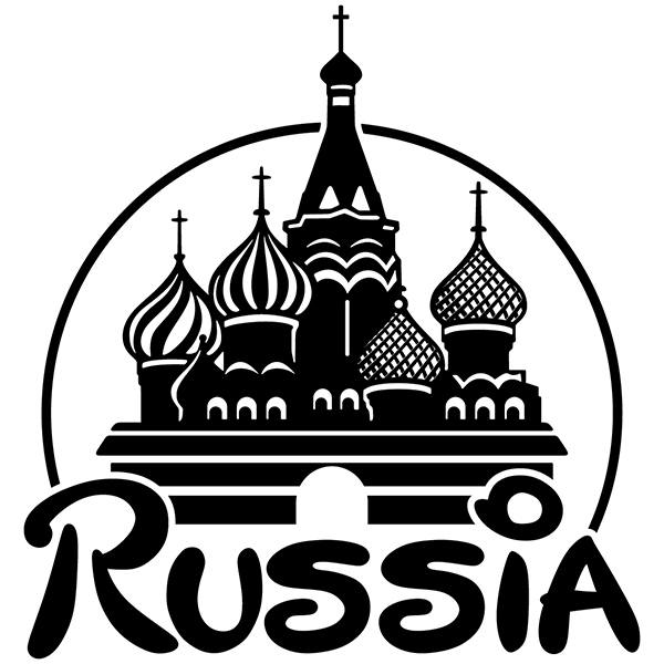 Wall Stickers: Russia Disney