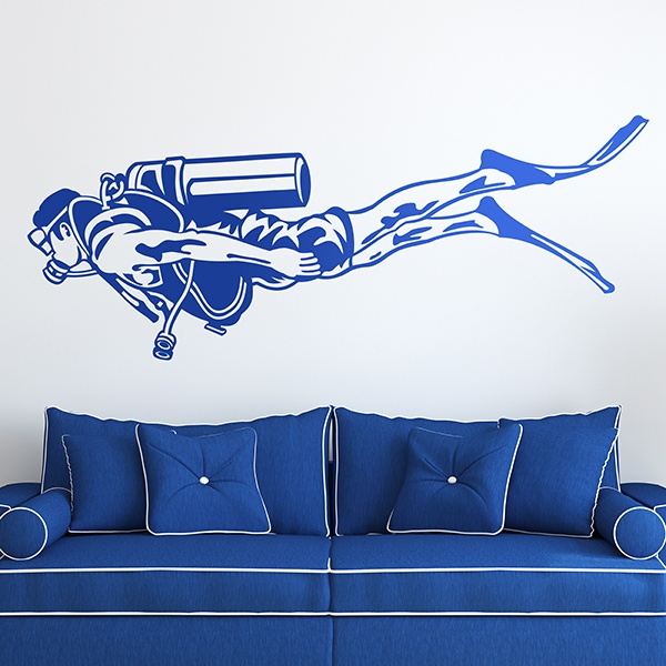 Wall Stickers: Submariner