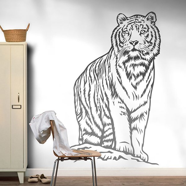 Wall Stickers: Bengal Tiger
