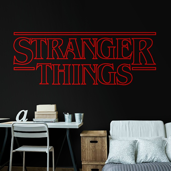 Wall Stickers: Stranger Things