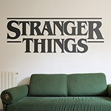 Wall Stickers: Stranger Things 2 2