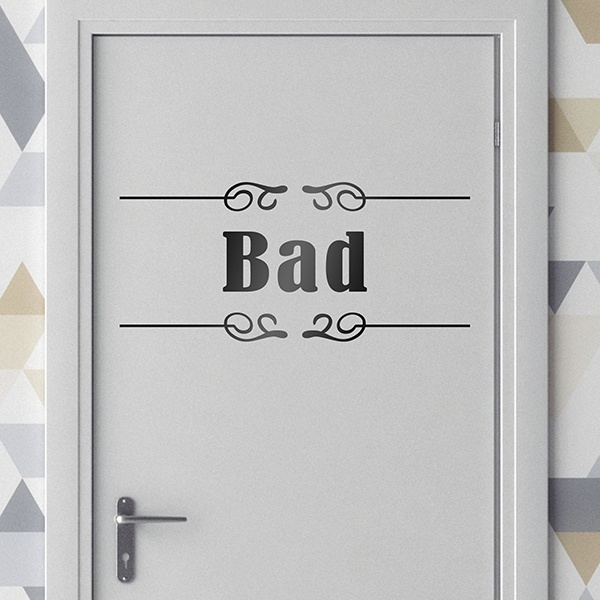 Wall Stickers: Signaling - Bad