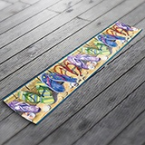 Wall Stickers: Wall Border Flip Flops 3