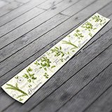 Wall Stickers: Wall Border culinary herbs 3