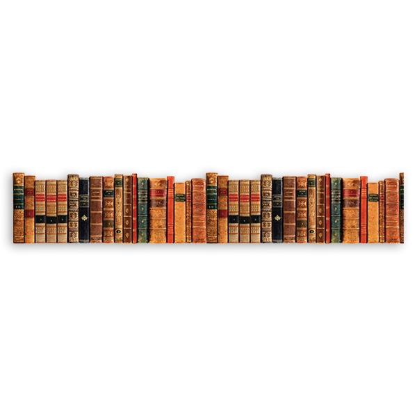 Wall Stickers: Wall Border books