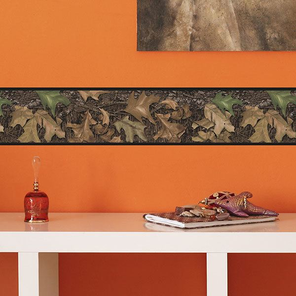 Wall Stickers: Wall Border Autumn