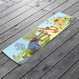 Stickers for Kids: Wall Border Winnie the Pooh 3