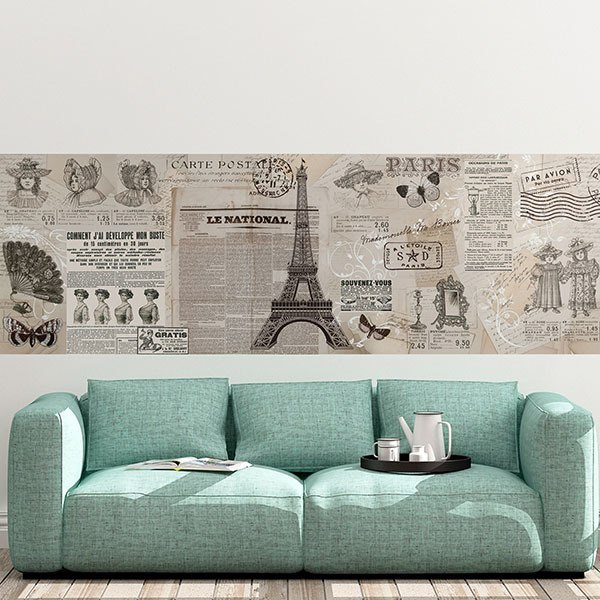 Wall Stickers: French press