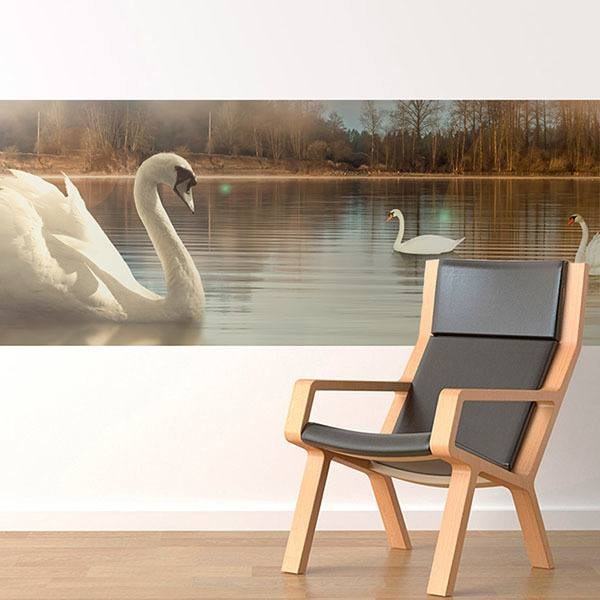 Wall Stickers: Swan Lake