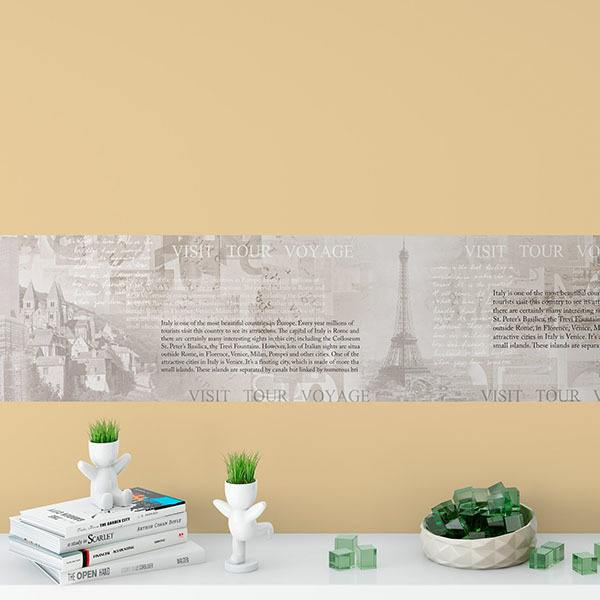 Wall Stickers: French tourism