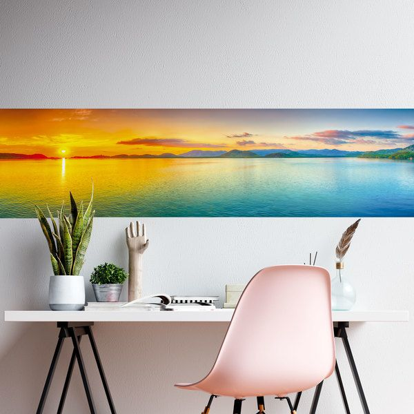 Wall Stickers: Beautiful sunset