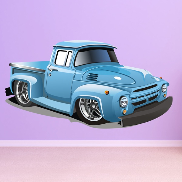 Stickers for Kids: Ranchera tuning