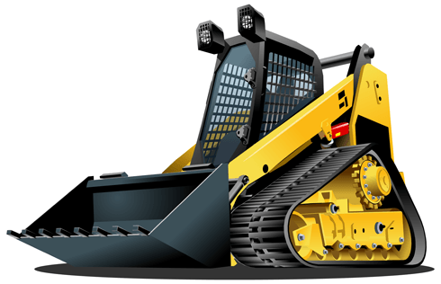 Stickers for Kids: Bulldozer 2