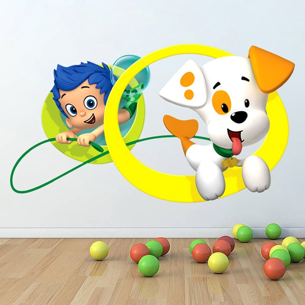 Stickers for Kids: Bubble 14