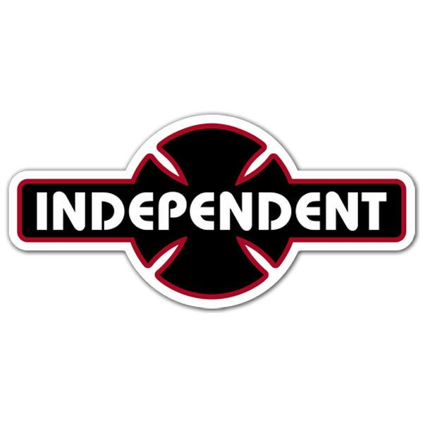 Car motorbike stickers independent truck company 2
