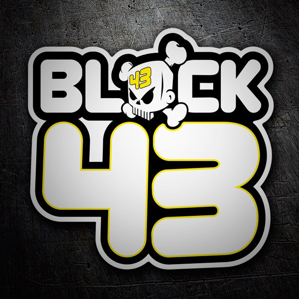 Car & Motorbike Stickers: Ken Block 43 DC Shoes 2