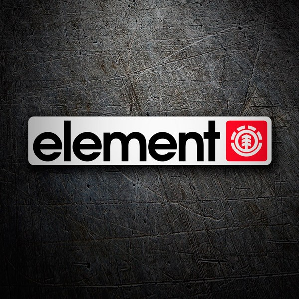 Car & Motorbike Stickers: Color Horizontal Element