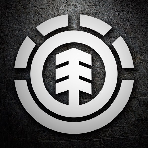 Car & Motorbike Stickers: Element Logo