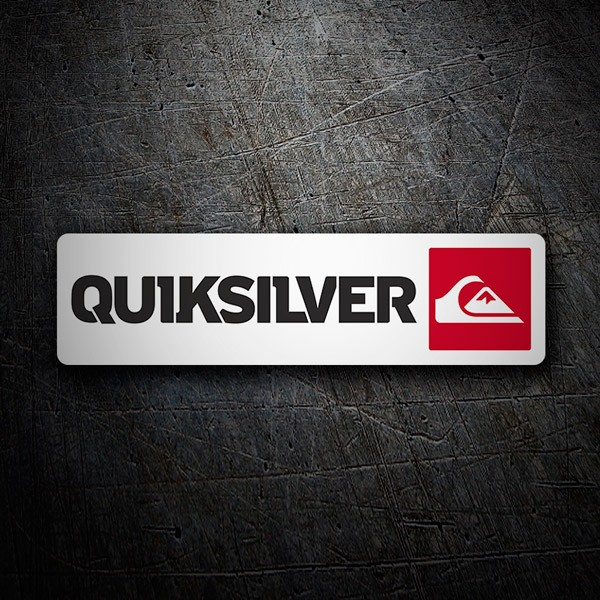 Car & Motorbike Stickers: Quiksilver 2