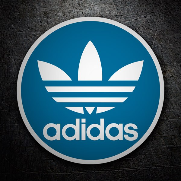 Car & Motorbike Stickers: Adidas
