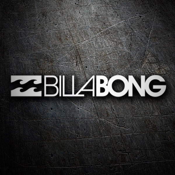 Car & Motorbike Stickers: Billabong Waves
