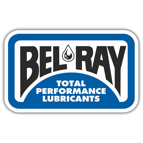 Car & Motorbike Stickers: Bel Ray Lubricants