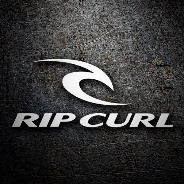 Car & Motorbike Stickers: Rip Curl