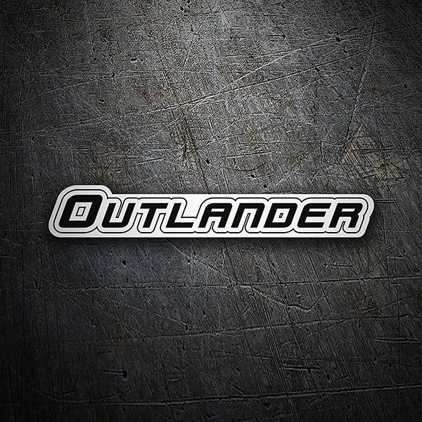 Car & Motorbike Stickers: Can-Am Outlander