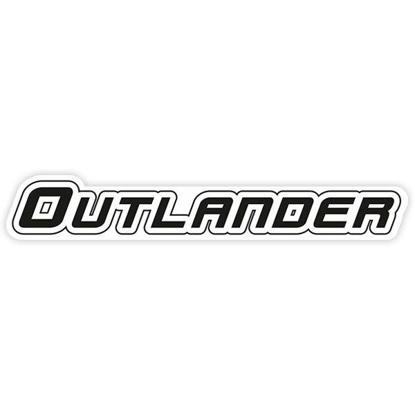 Sticker Can Am Outlander Muraldecalcom